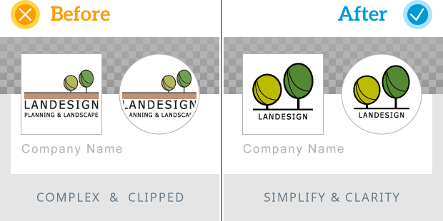 Example Social Icon - Landesign